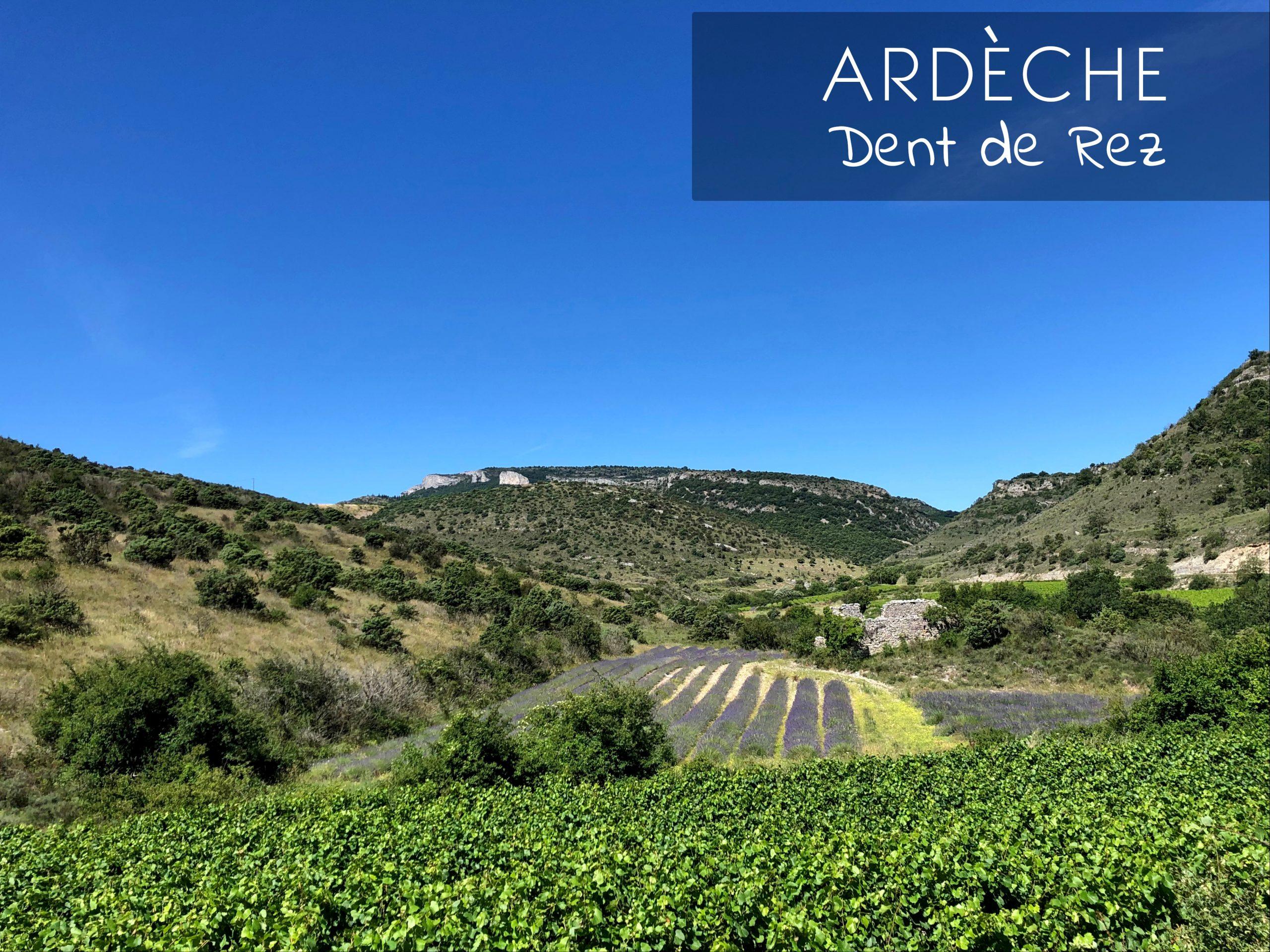 Ardèche – Dent de Rez