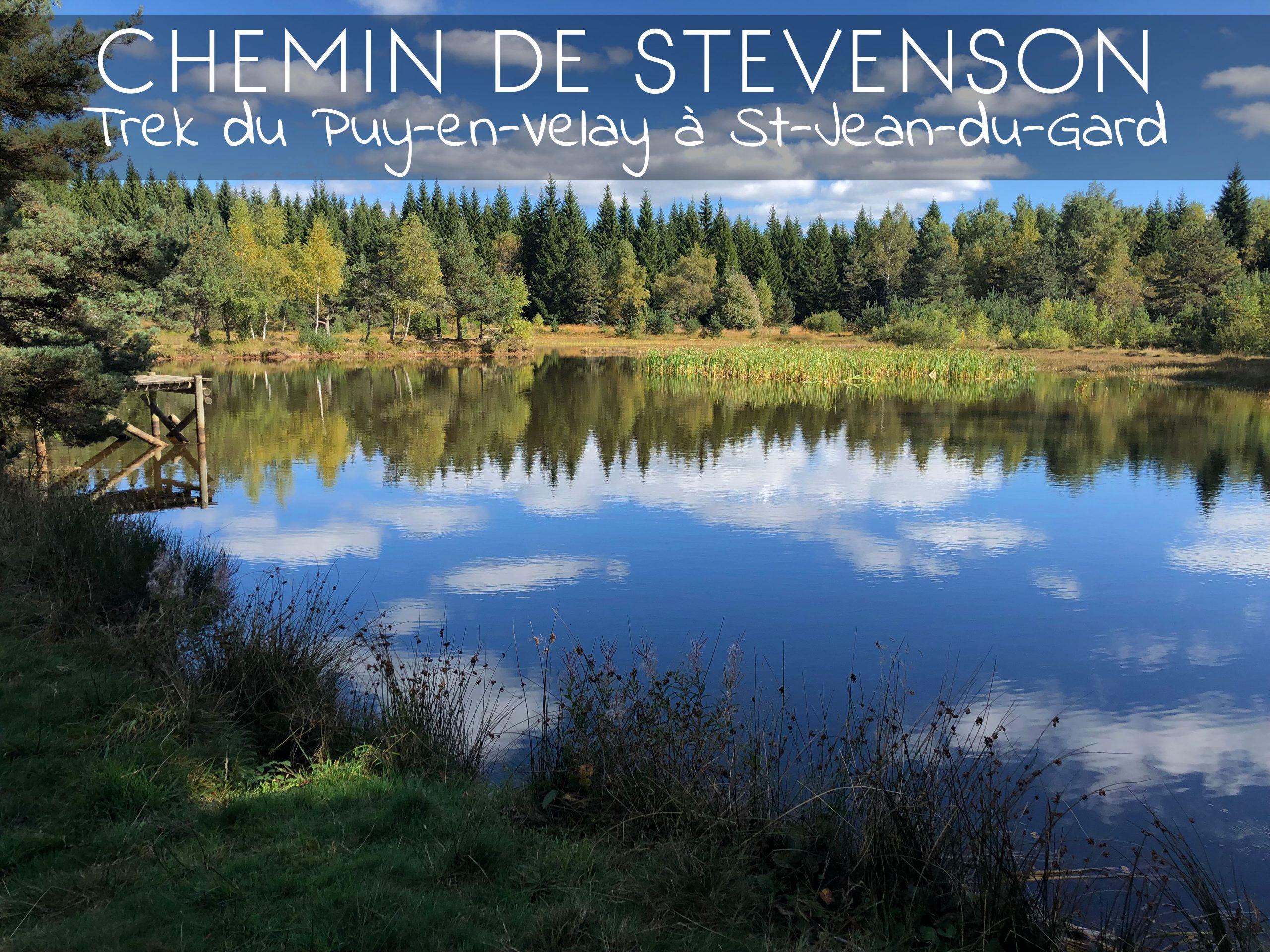 Chemin de Stevenson – Trek sur le GR70
